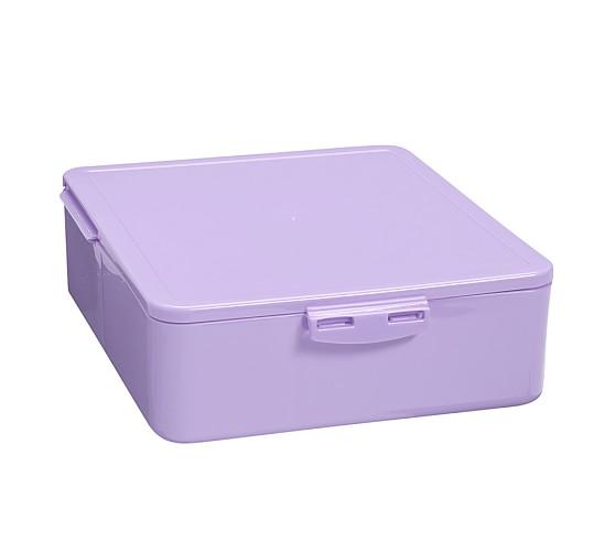 Spencer Bento Box Container, Lavender