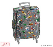 Small Spinner Luggage, Marvel™ Gray Collection